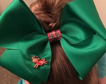 Christmas Bow (Green)