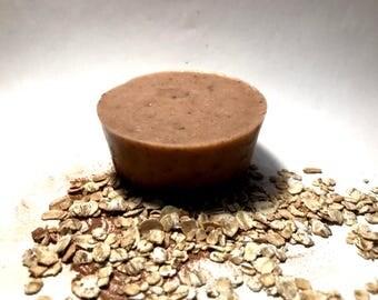 Oatmeal soap / Clay soap / Antibacterial soap / Handmade soap / Vegan soap / Soap bar / Scrub soap / All natural soap / Anti akne soap