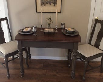 Small dining table Etsy