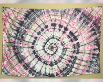 "Tie Dyed Tapestry - Small - 45""x65"""