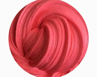 Red Leather Butter Slime