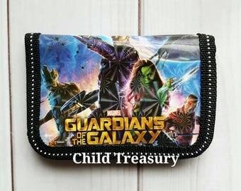 Guardians of the Galaxy Wallet/Marvel Wallet/Kids Wallet/Boys Wallet/Girls Wallet/Children's Wallet/Character Wallet/Toddler Wallet