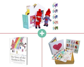 The Kindness Elves™ Family Starter Bundle Pack