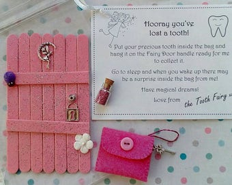 Tooth Fairy Door Gift Set