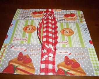 BAG PIE ORIGINAL FABRIC