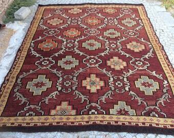 turkish kilim rug bohemian rug vintage rug turkish kilim turkish rug