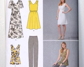 Simplicity Pattern 1810 Dress Pattern