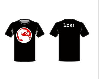 Mortal Kombat Kids Shirt