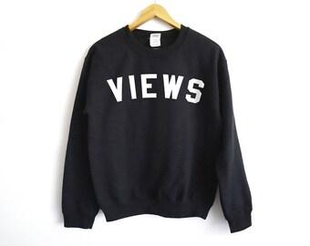 Views Sweater - Drake Sweater - Drake Shirt - Hip Hop Shirt - Rapper Shirt - Hip Hop Sweatshirt - Music Shirt - Drake - Mami Shirt - Funny