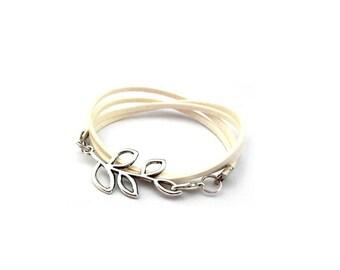 White women bracelet
