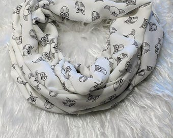 Clearance * adult infinity scarf soft light and silky