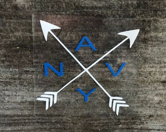 US NAVY Decal, Military Decal,
