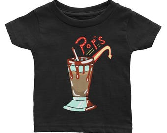 Riverdale Pops Diner Baby and Infant Tee