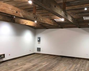 In-stock Original Patina Reclaimed Flooring/Siding