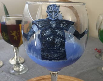 The Night's King Glass
