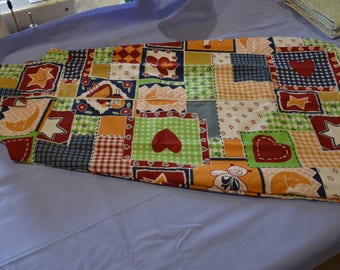 Sleeping bag from was 100% cotton - 12 months - Patchwork