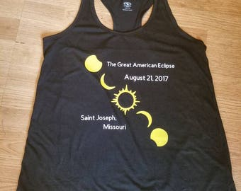 Great American Eclipse shirt