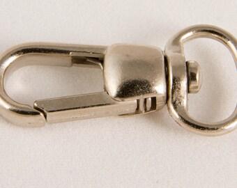 Set of 2 lobster clasps for key original