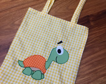Learn to Scan'n Cut Kit - Fabric Turtle Tote Bag