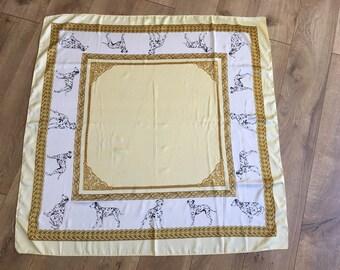 Dalmatians scarf