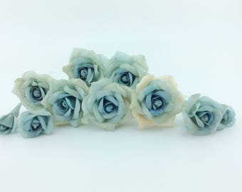 Corn Husk Flowers 10pcs. for Weddings and Home Decorations. DIY. Roses from corn husk Eco friendly Products