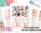Printable, eclp Weekly Kit, Girly Stickers, Photography Weekly Kit, Printable Weekly Kit,Printable Planner Stickers