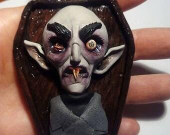 Necklace Nosferatu / Nosferatu necklace