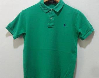 90s Polo Ralph Lauren short sleeve shirt Size S