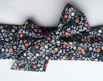 Floral headwrap/headwrap/summer headwrap