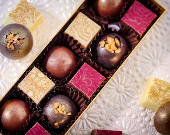 Artisan Chocolate Gift Box