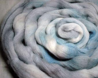 Smoke on the Water - Hand Dyed Falkland Top