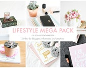 Styled Stock Photos | The Lifestyle Photo MEGA Pack | Blog stock photo, stock image, stock photography, blog photography