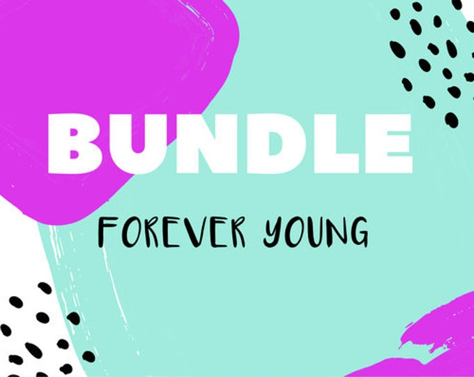 The 'Forever Young' Earring Studs Gift Bundle