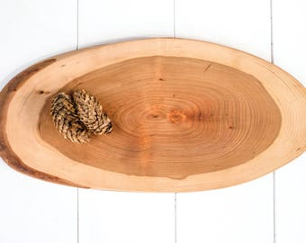 Salvaged Cherry Cutting Board