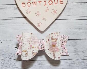 Ballerina Bunny Bow
