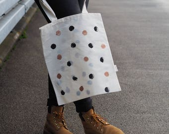 Canvas Shopper | Canvas Bag | Katoentas Greeny