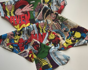 Marvel Comics Over the Collar Bandana