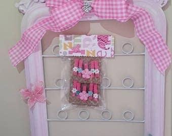 Pink Baby Photo holder