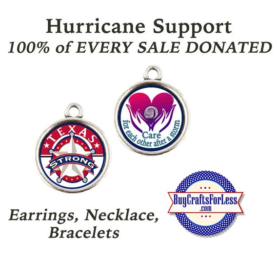 HURRICANE HARVEY - 100% Donated to relief effort!  Choose from 8 items! +FREE Shipping & DiSCOUNTS*