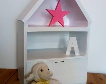 Cabin library for children