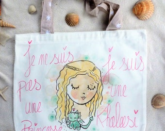 Game of thrones, khaleesi, mother of dragons cotton tote bag