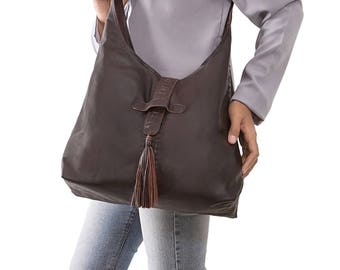 Hobo Bags -  Hobo bag - Hobo handbags - Hobo crossbody - Leather hobo bags - Hobo Shoulder bags - Brown Hobo bag - Leather Hobo purses