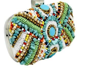 Beaded clutch, clutch, Party clutch, Bridal clutch, Evening purse, bridesmaid clutch, clutches, Vintage clutch, Evening clutch, Evening bag