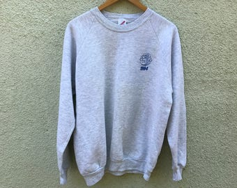 Vintage Rare  1994 Nestle Rose Parade Sweatshirt