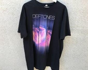 DEFTONES Vintage 1990's T-shirt