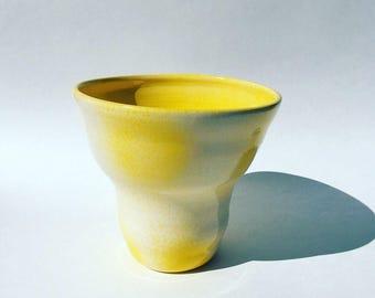 Yelow Vase