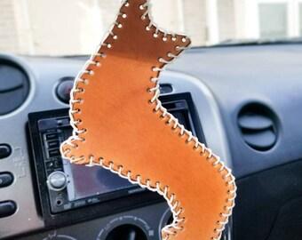 Cardigan Welsh Corgi review mirror  hangers!