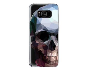 Case for Samsung Note 8   Skulls   Case for Samsung S8   Case for Samsung S8 Plus   Sugar Skull   Clear case for Samsung   Goth   Geometric