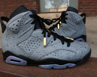 Cement Nike Air Jordan 6 retro custom