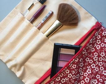 makeup Kit in Japanese fabrics